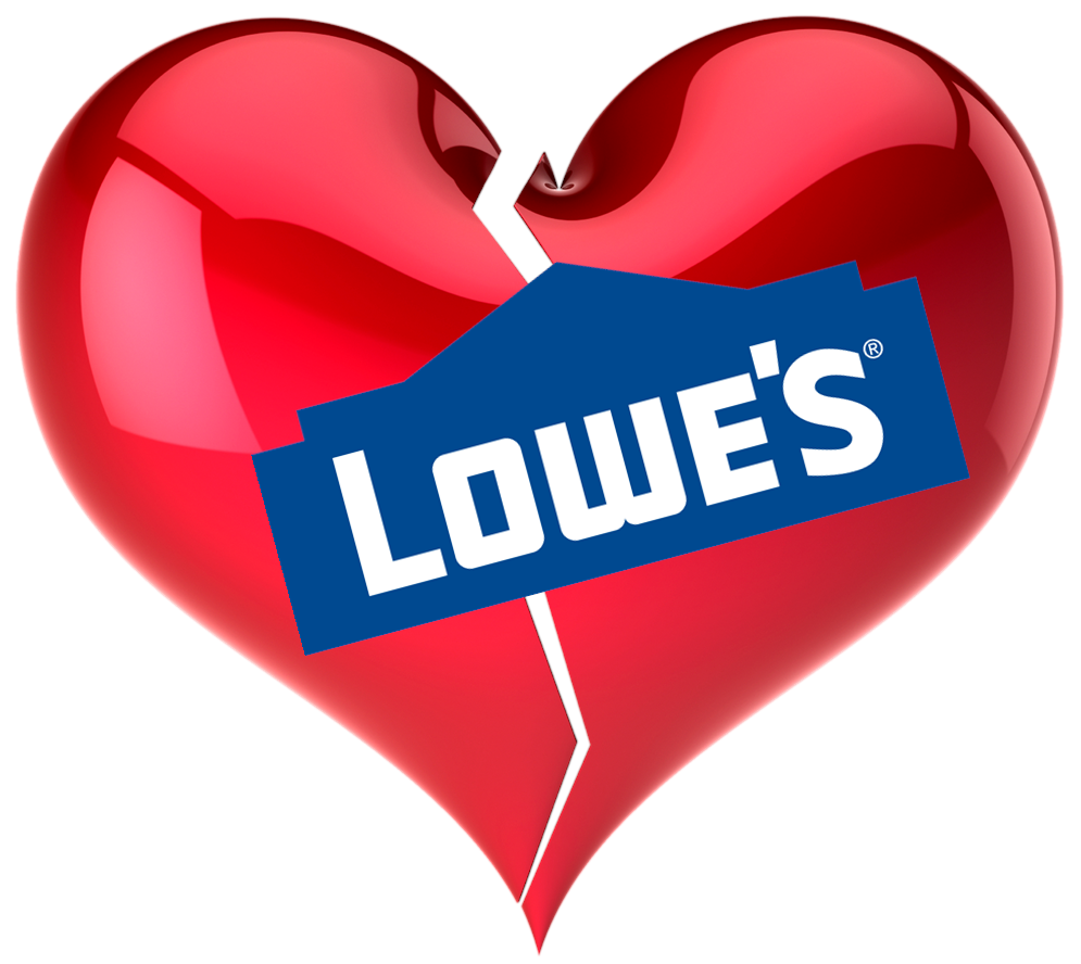 Lowe's Mass Relocation and Layoffs.