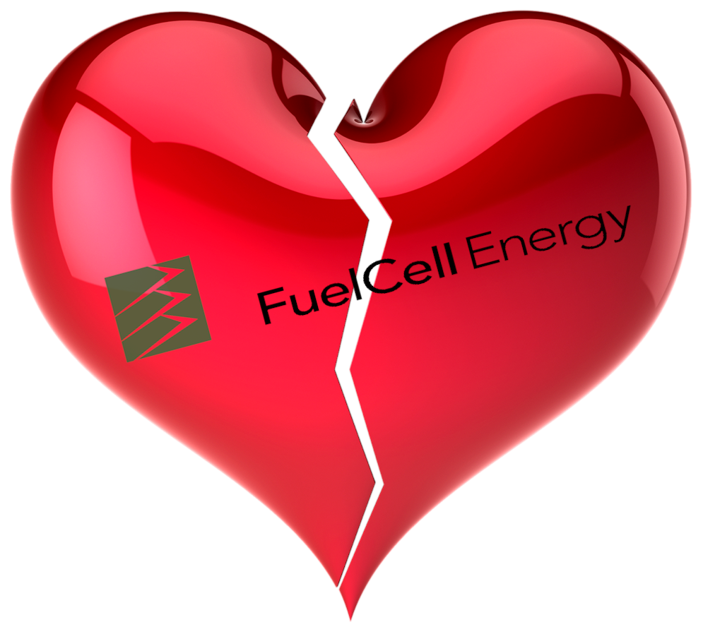 Am I Next? Layoffs at FuelCell Energy.