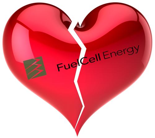 AM I NEXT? NO LOVE -- LAYOFFS AT FUELCELL ENERGY — AM I NEXT?
