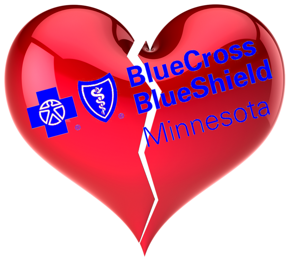 Am I Next? Blue Cross and Blue Shield of Minnesota cost reduction layoffs.