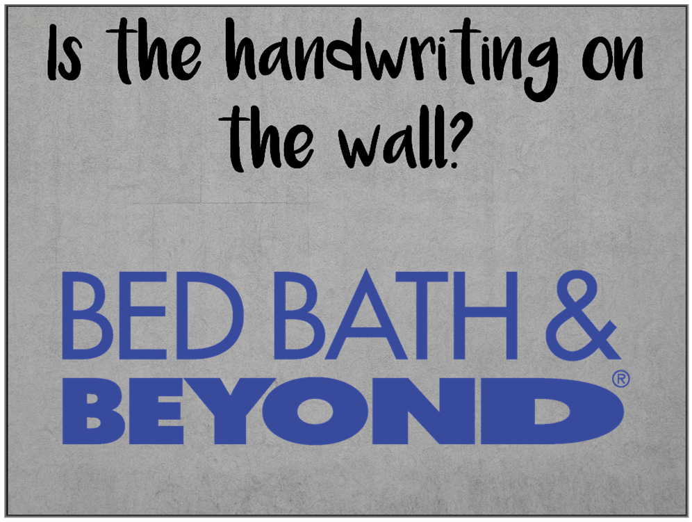 Am I Next? Activist Investors and Management Changes at Bed Bath & Beyond