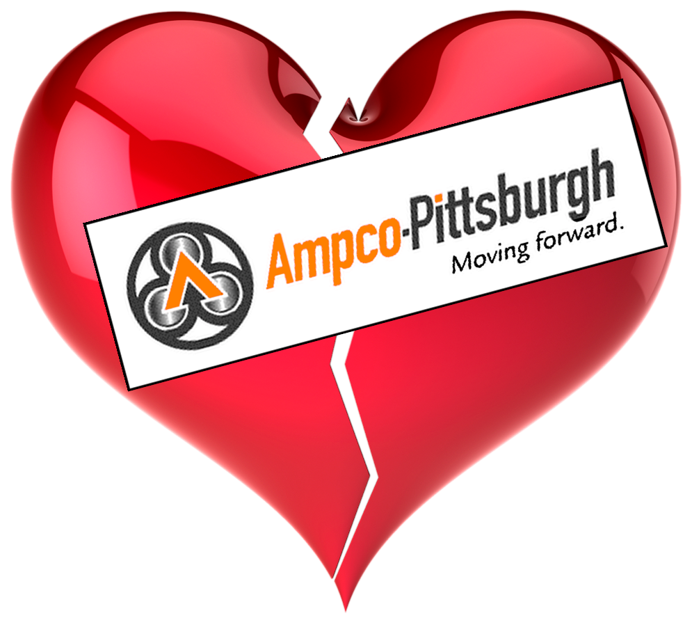 Am I Next? Ampco-Pittsburgh Layoffs — Plant Closure