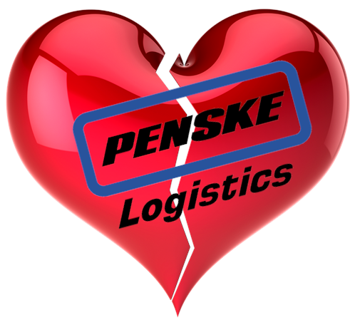 Am I Next? Penske Logistics loses contract, shuts facility and lays off 80 drivers.