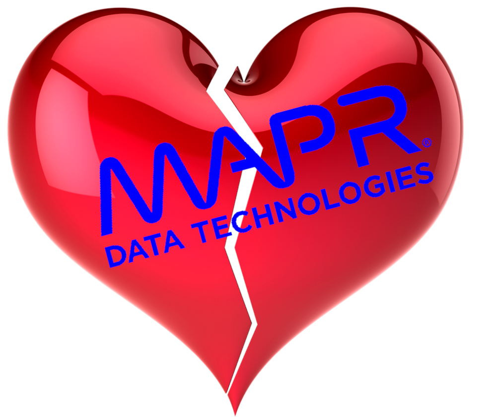 Am I Next? MapR running out of money, layoffs possible.