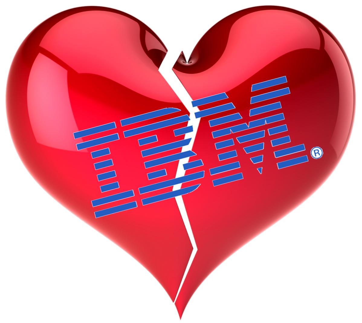 Am I Next? IBM restructuring layoffs.