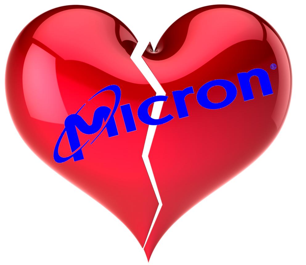 Am I Next? Layoffs at Micron Technology.