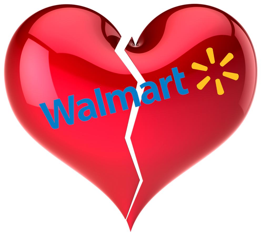 Am I Next? Major support staff layoffs at Walmart.