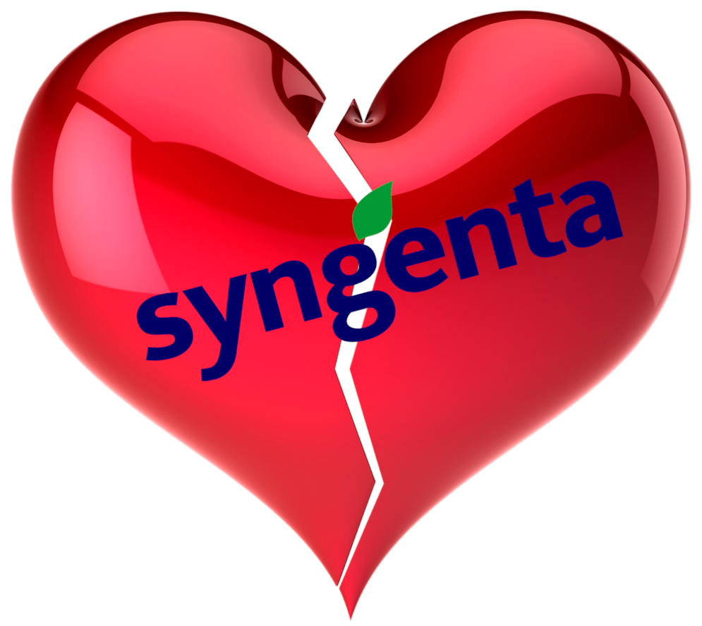 Am I Next? Syngenta closing Houston, Texas facility.