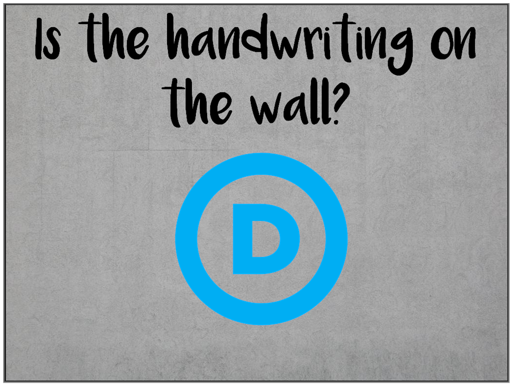 Am I Next? Democrat Threat?