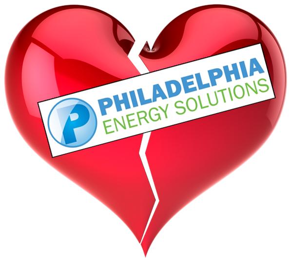 Am I Next? Philadelphia Energy Solutions shuttering refinery.