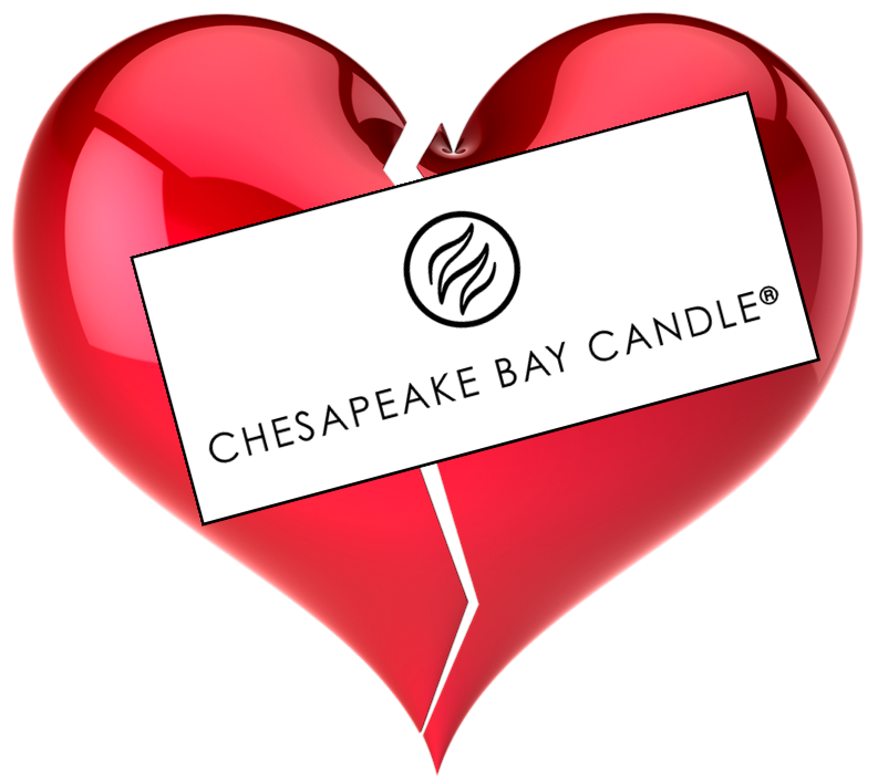 Am I Next? Chesapeake Bay Candle shutters manufacturing facility.