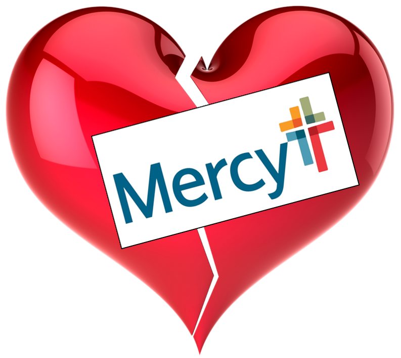 Am I Next? Mercy Health reorganizing with 350 - 400 Layoffs.