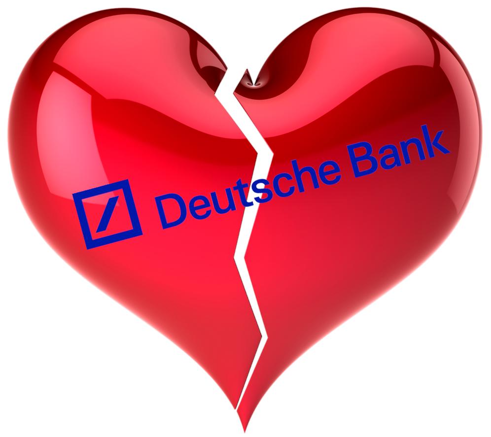 Am I Next? Mass layoffs at Deutsche Bank as restructuring begins.