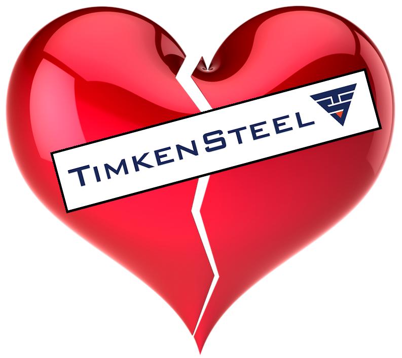 Am I Next? TimkenSteel layoffs.
