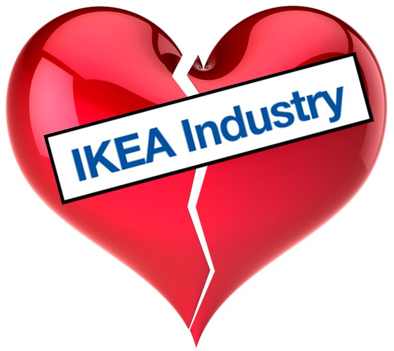 Am I Next? IKEA Industry closing U.S. production facility.