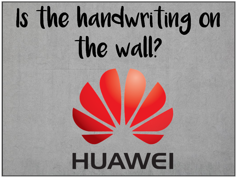 Am I Next? Problems at Huawei Technologies.