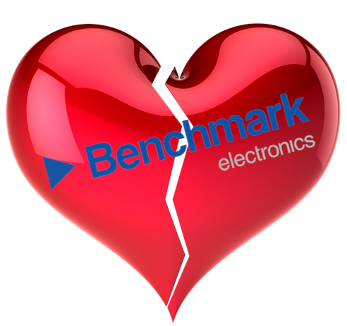 Am I Next? Layoffs at Benchmark Electronics.