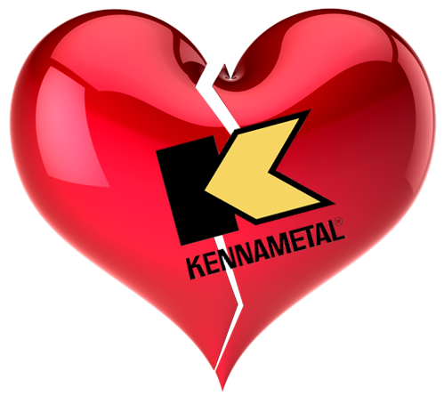 Am I Next? Layoffs at Carbidie division of Kennametal.