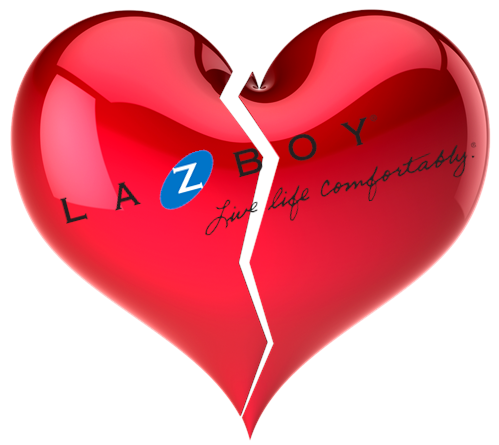 La-Z-Boy consolidating operations, some being sent to Mexico.