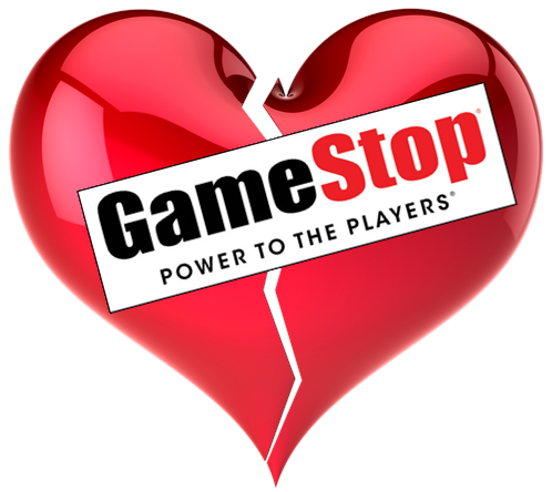 Am I Next? GameStop lays of 14% of staff in cost-cutting move.