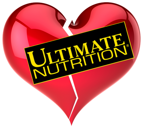 Am I Next? No warning closure of Ultimate Nutrition. Everybody Laid Off.