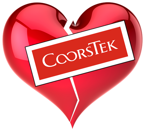 Am I Next? CoorsTek closing down Geiser Tools operations in Ventura California.