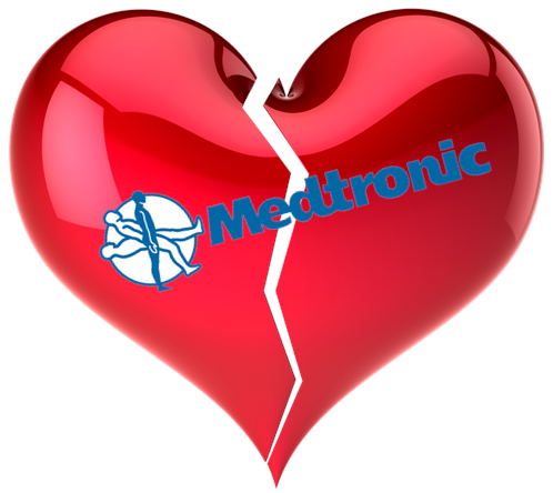 Am I Next? Cost-cutting and restructuring at Medtronic.