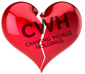 Am I Next? Camping World closing stores, restructuring, laying off employees.