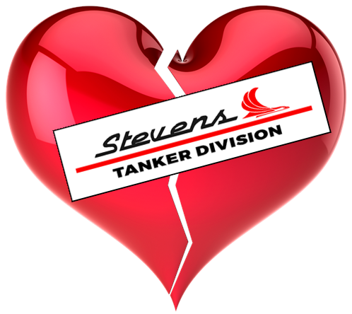 Am I Next? Stevens Tanker Division of Stevens Transport closing.