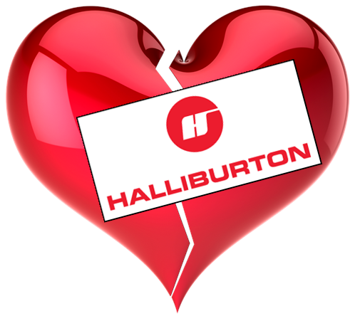 Am I Next? Mass layoffs at oil giant Halliburton.