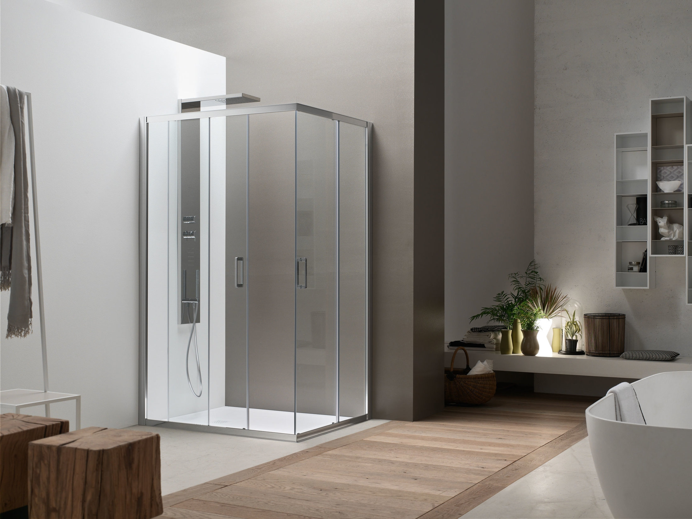 A6 - Una collezione progettata per la praticità quotidiana senza rinunciare alla cura dei dettagli.