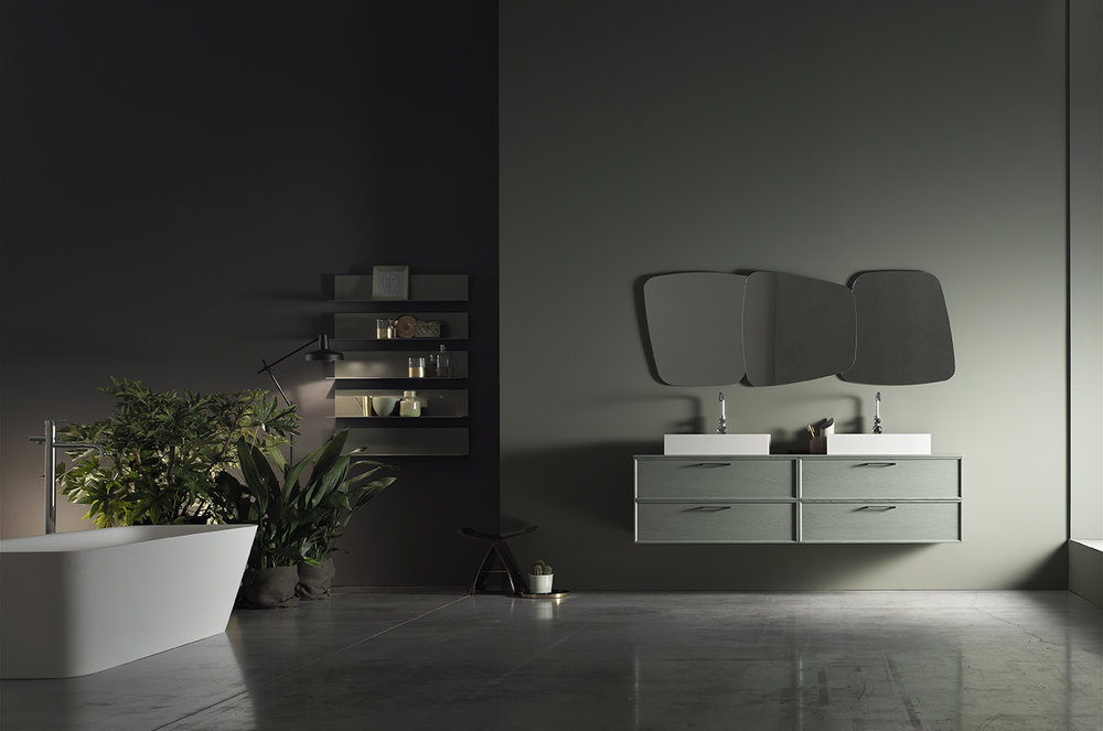 Arredo Bagno Classico Milano.Arredo Bagno Classico E Moderno Vanity Arcom Arredobagno