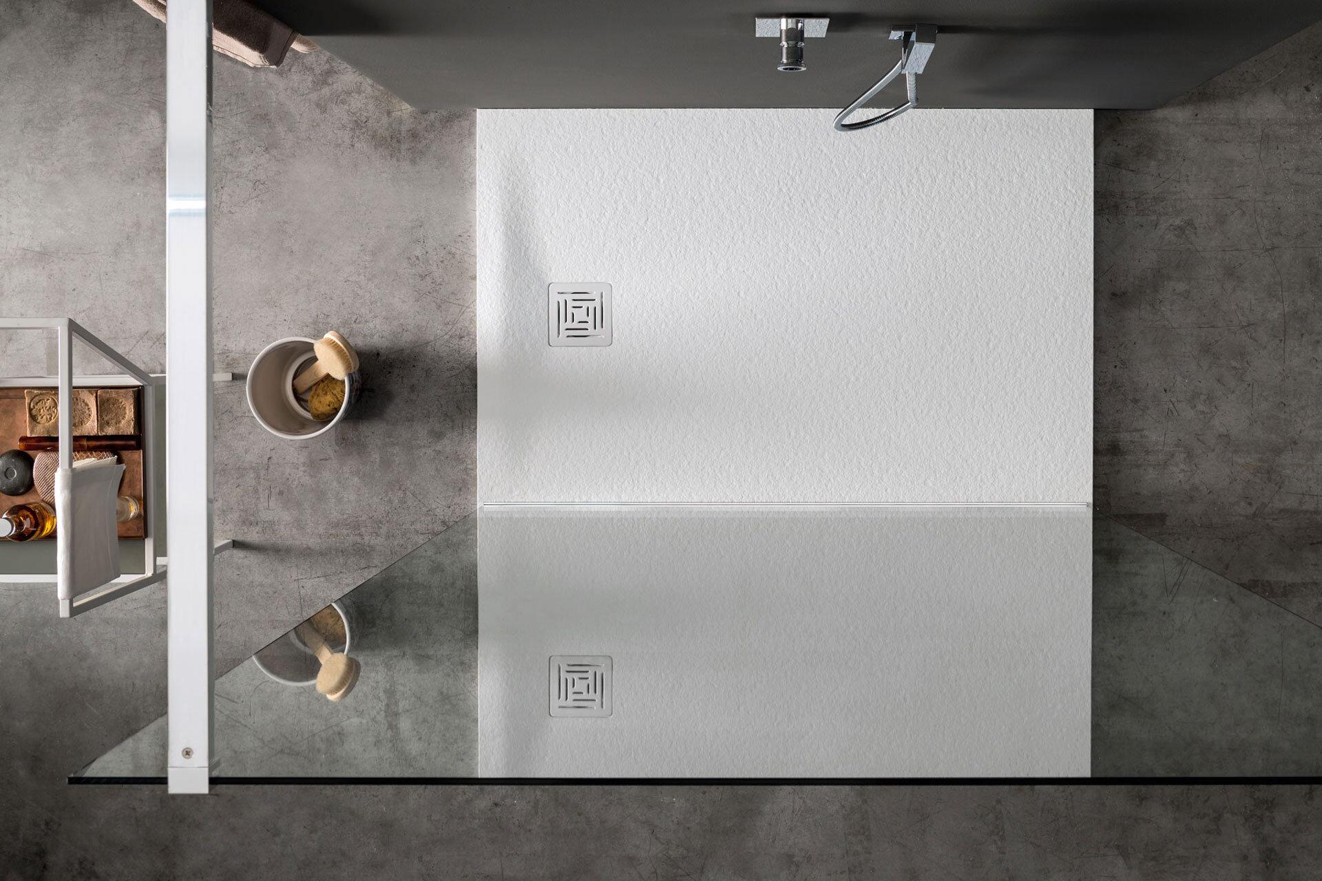 TEKOR - Il design pensato per chi ama la materia e il contatto con la natura: due modelli dalle texture bocciardate più o meno marcate, per una sensazione unica.
