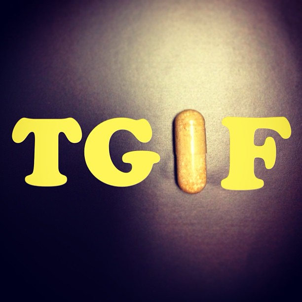 Happy #Friday from the GMP staff! We're ready for the #weekend, are you? #makeitgreat #riseandshine #TGIF #goodmorningpill #energy #pill #workhard #efficient #GMP