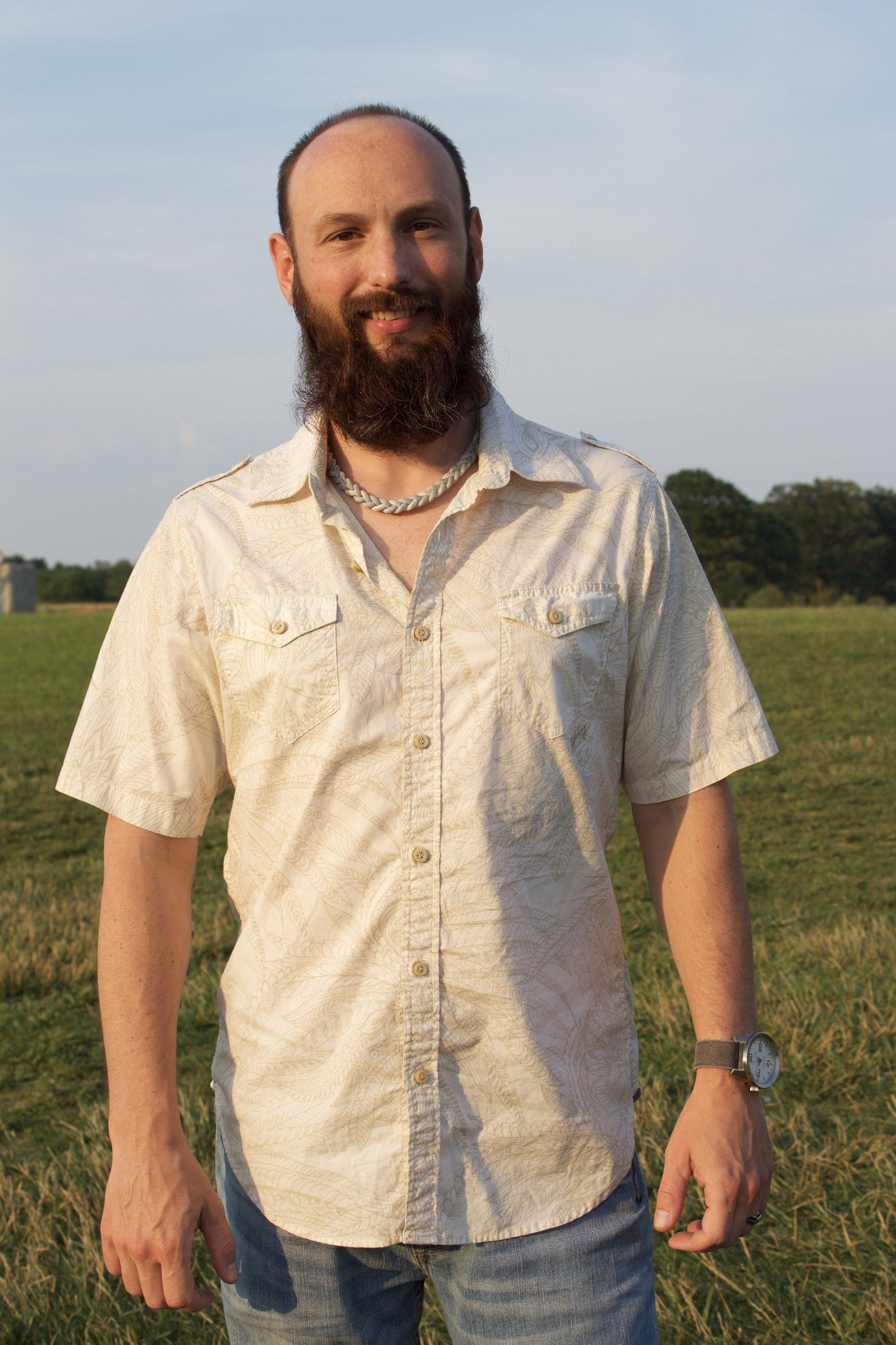 Austin Pritchard Associate Pastor