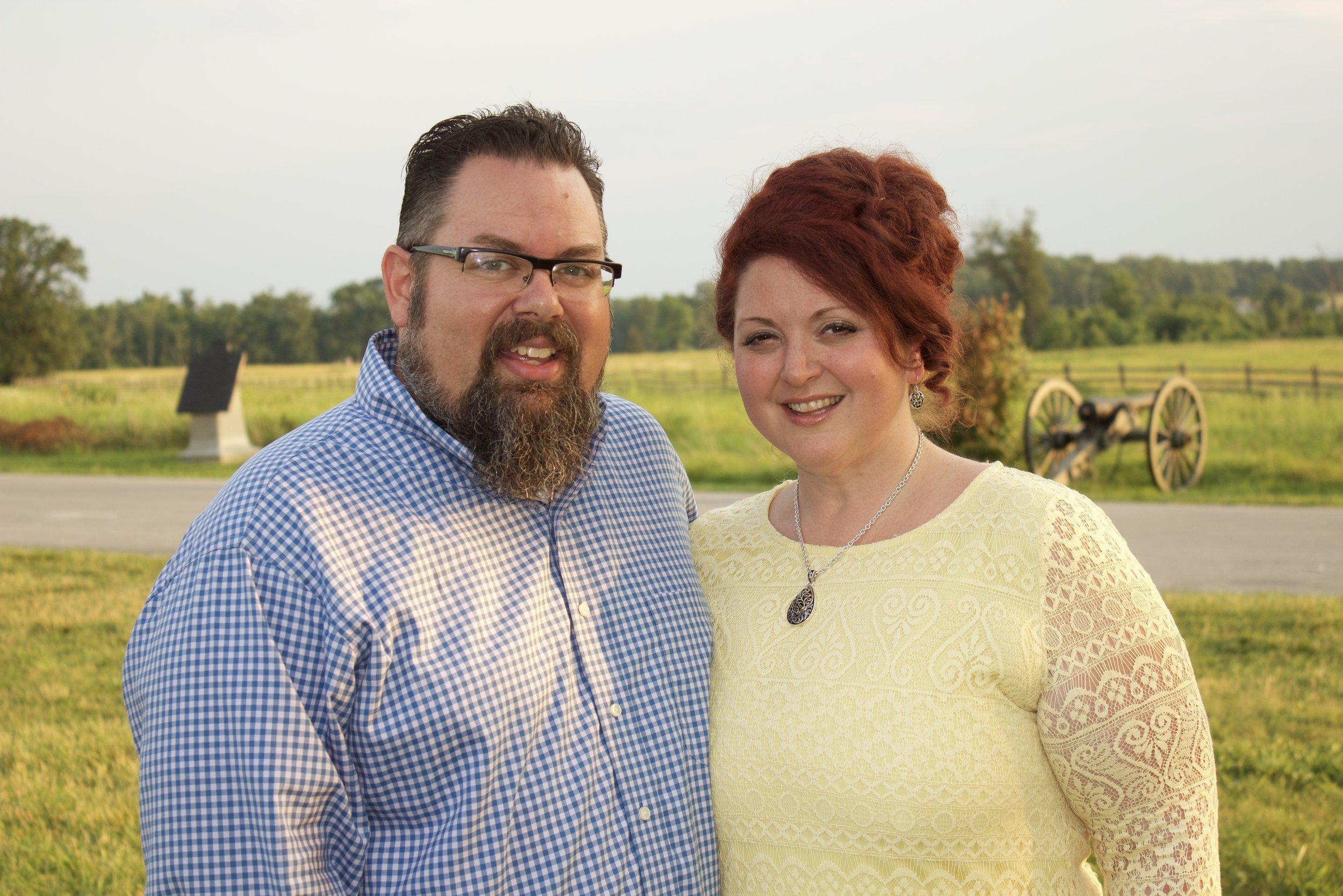 Jeremiah and Cori Herbert Lead Pastors