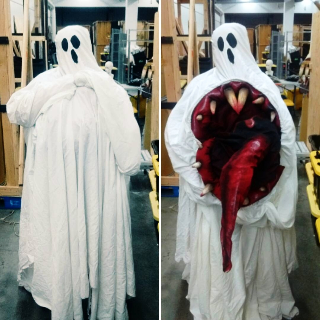 Sheetghost Costume