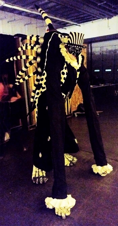Mr. Delicious Costume
