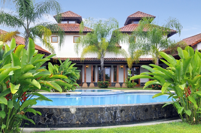 Villa Contenta, a Luxury Custom Home in Costa Rica