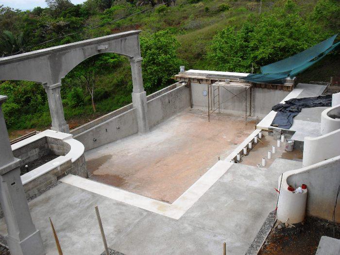 Pool & Patio Area of Casa Guanacaste