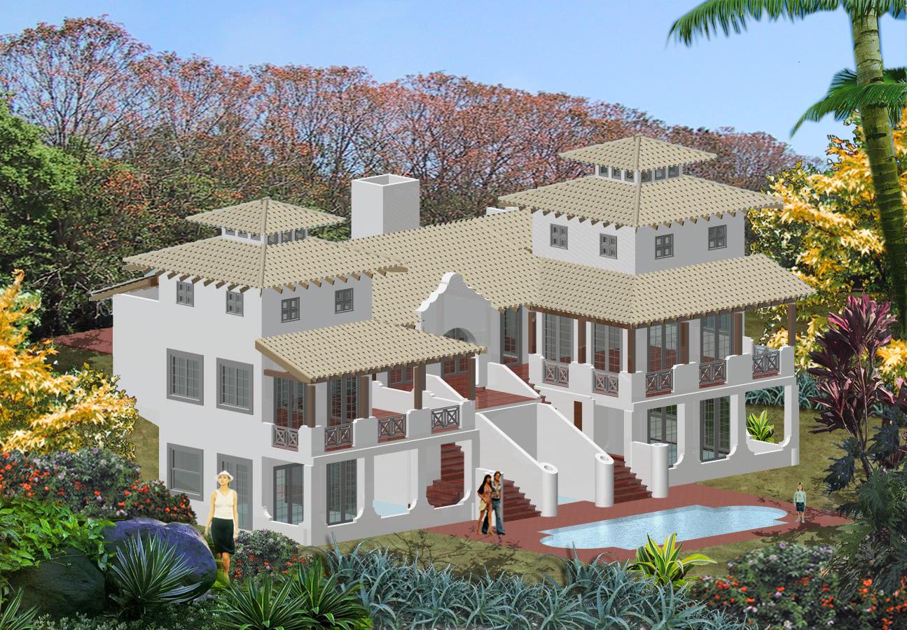 Casa Guanacaste: Custom Home in Costa Rica