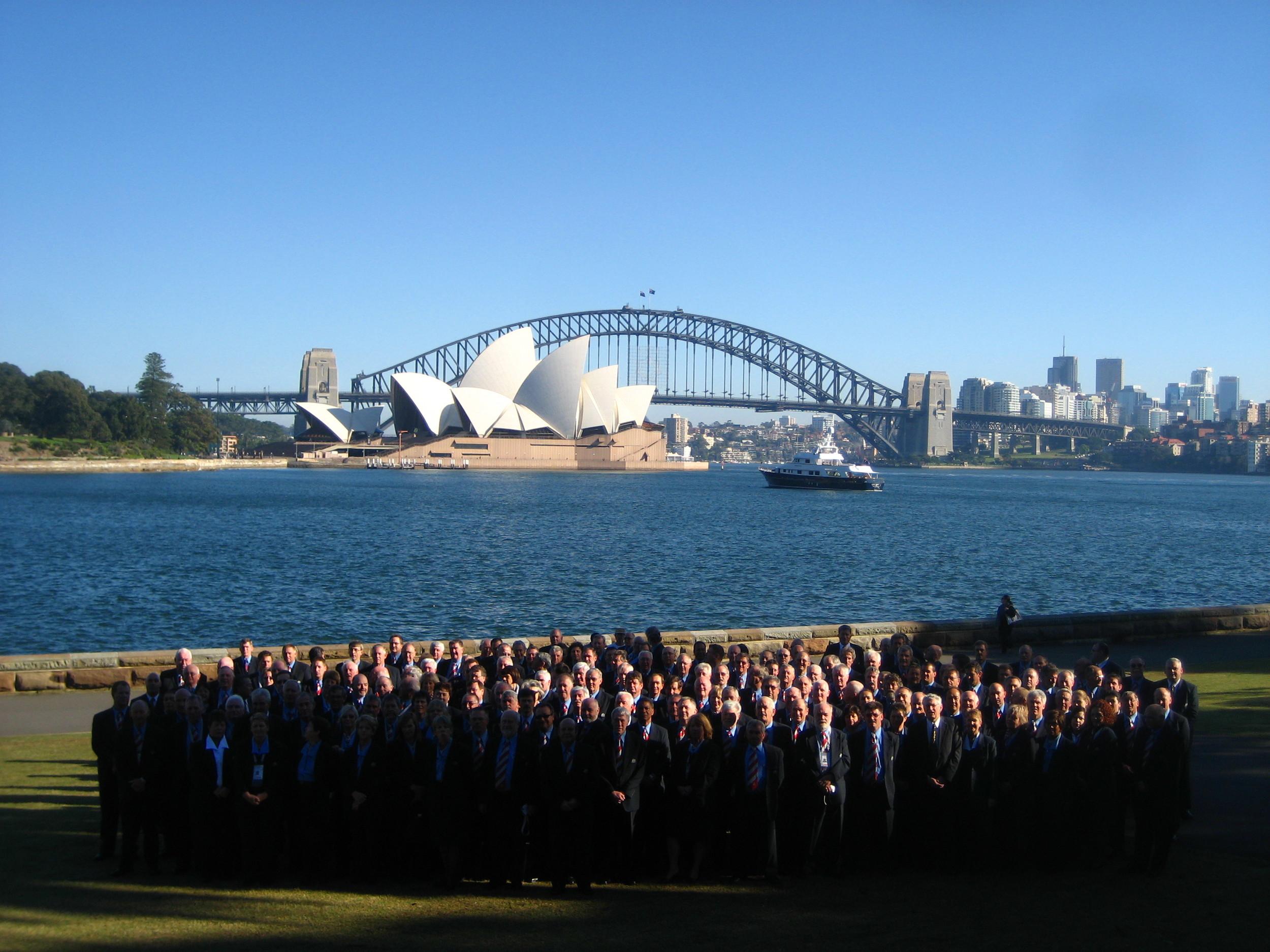 APEC 2007 - Fleet Team
