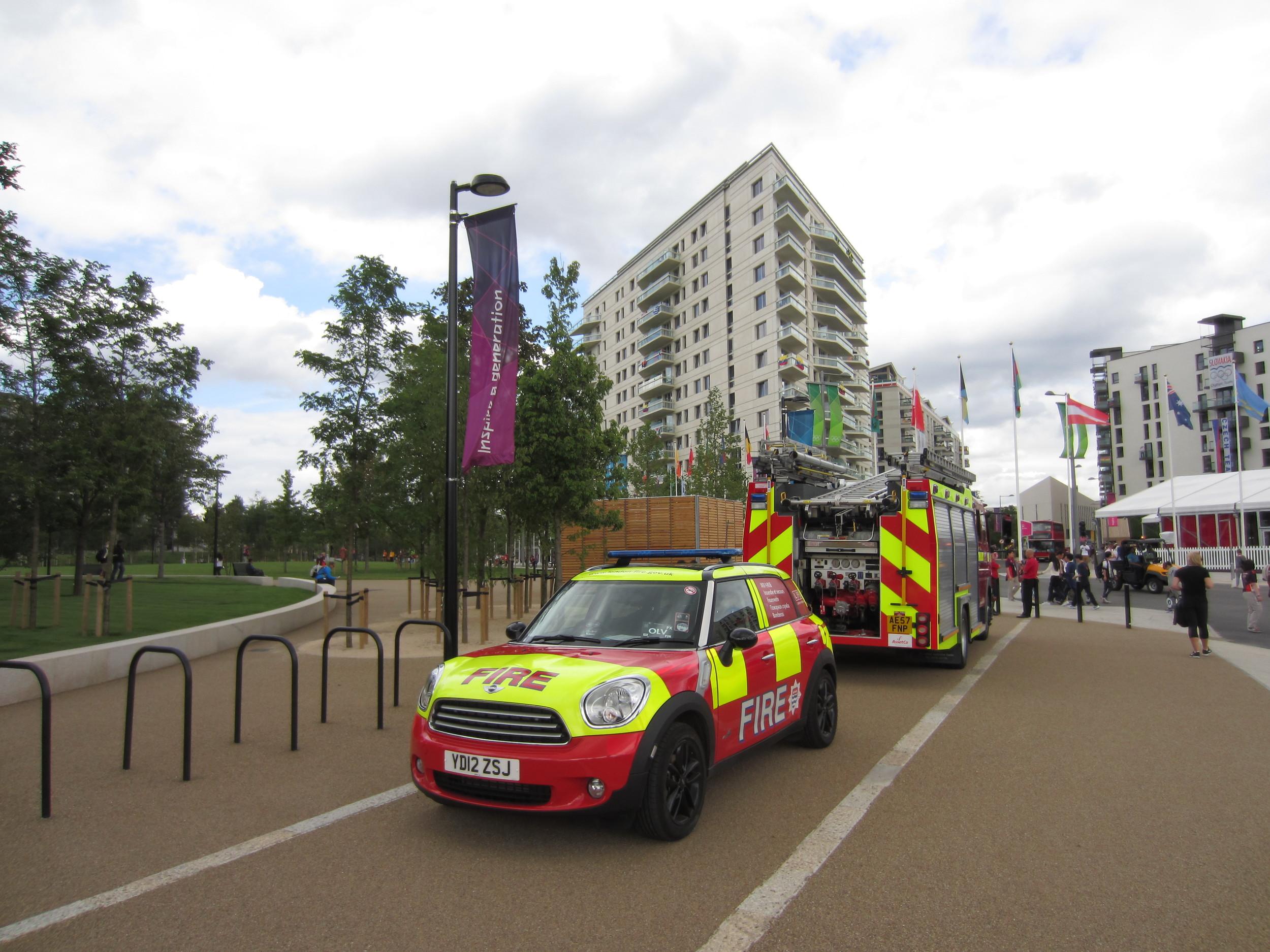 London 2012 - Athletes' Village