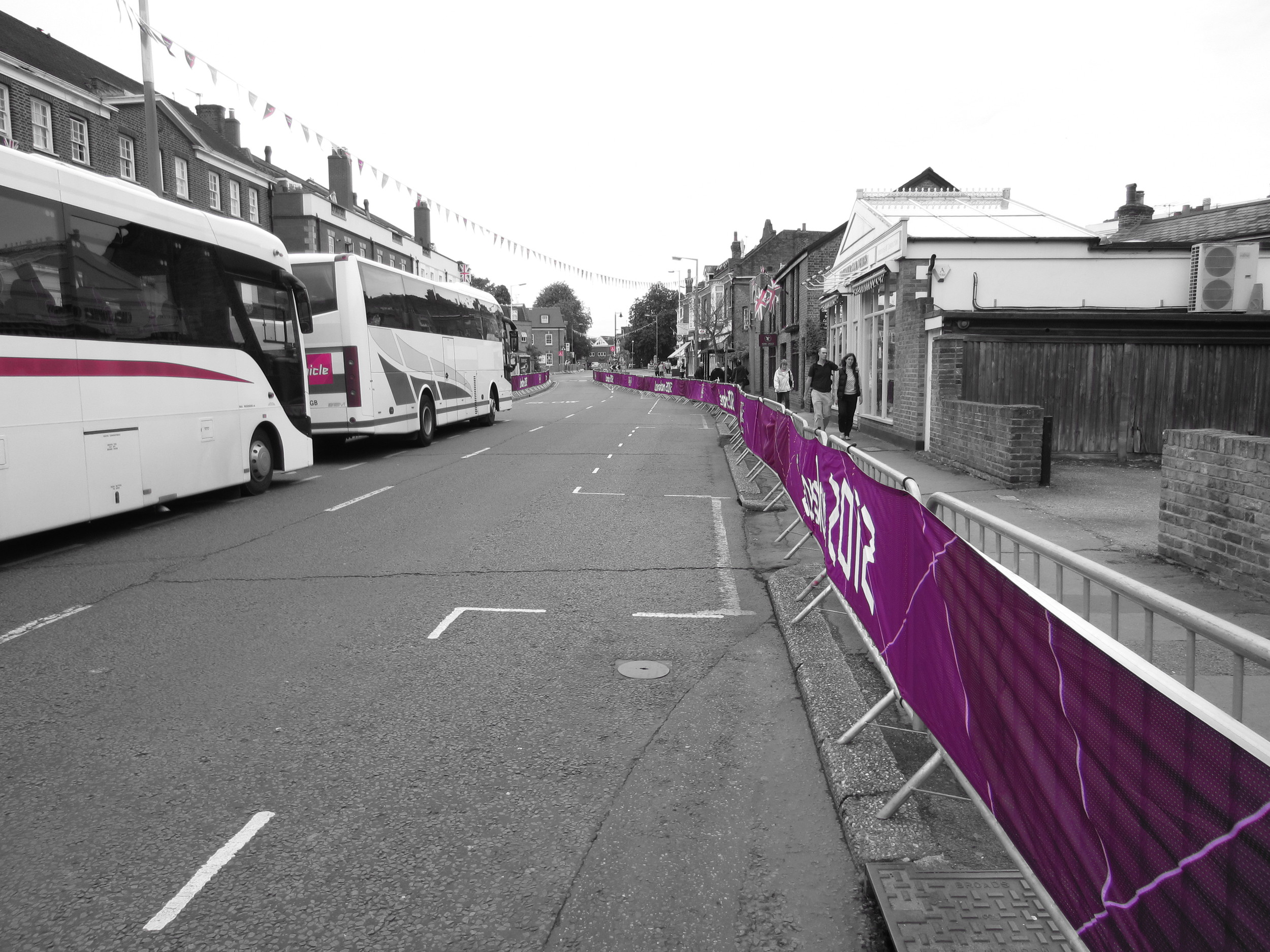 London 2012 - Road Events