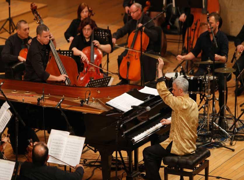 Yaron Gottfried, Composer / Pianist