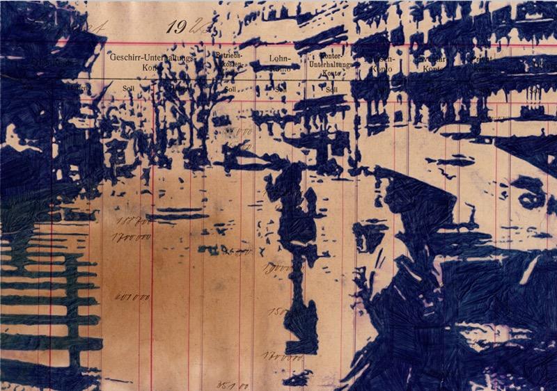 woanders ist auch schön - Paris 1968