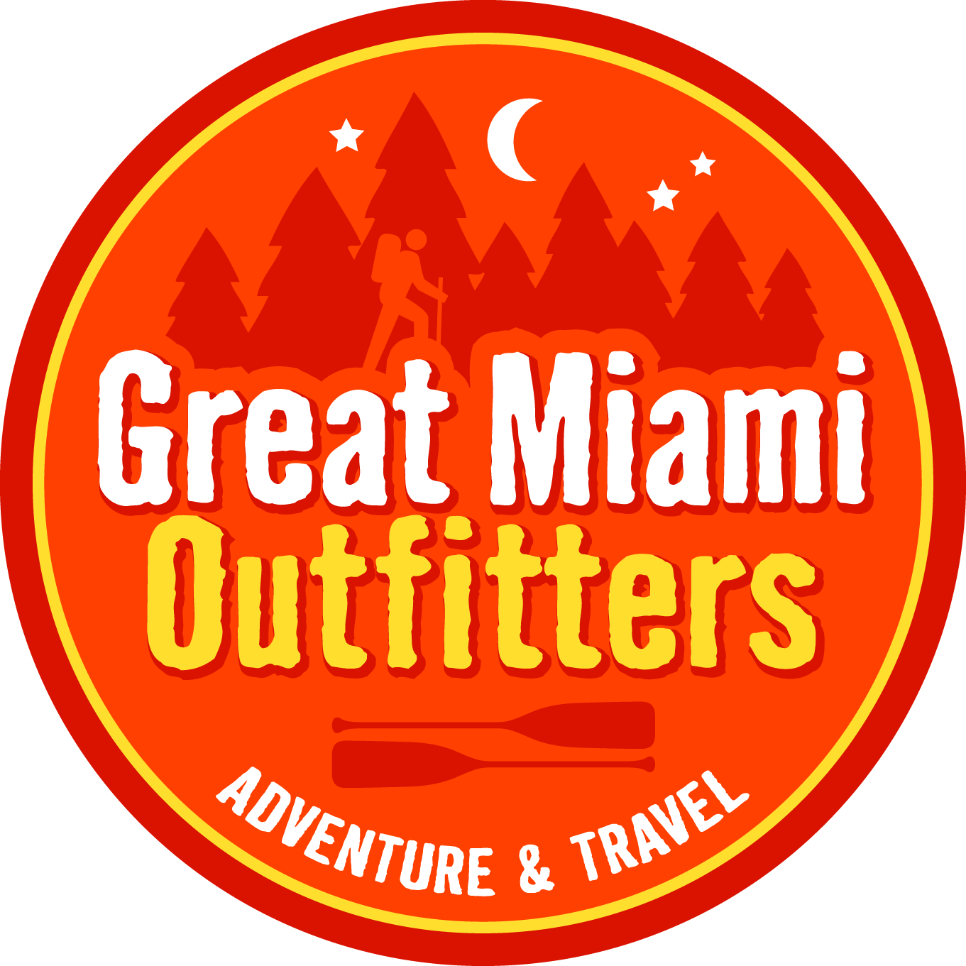 GREAT MIAMI OUTFITTERS - Great Miami Outfitters is a premier supplier of outdoor gear and apparel for outdoor enthusiasts in the greater Miami Valley, while being an information resource of area outdoor activities and facilities. Our staff is passionate about the great outdoors. We are knowledgeable about outdoor activities and the products we sell. Our enthusiasm and knowledge helps our customers enjoy the great outdoors with the right gear!