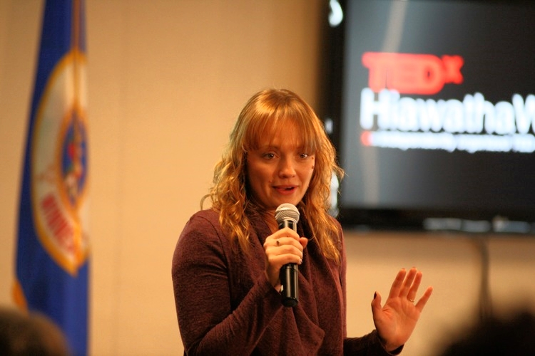#89. Give a TEDx Talk.