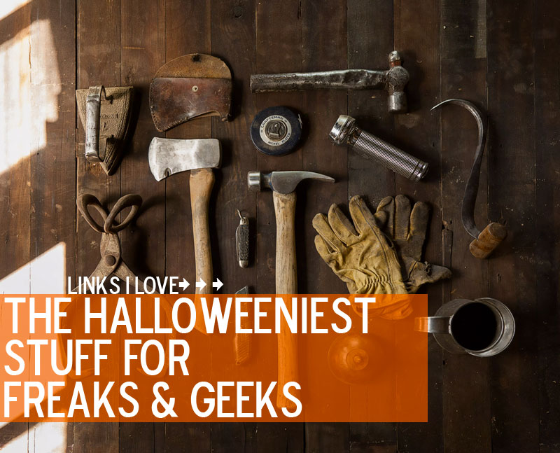 Halloween is the best! Here's a few reasons why.