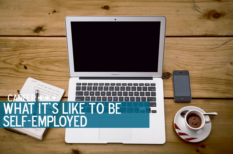 My first day as a self-employed gal was all I dreamed... until it wasn't.